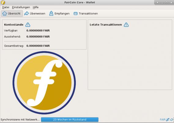 FairCoin Wallets | faircoin