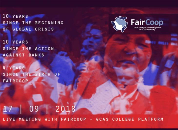 faircoop 4 aniversary